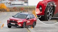 スウェーデンのカーメディア 「RAV4 PHVは危険だぞ」トヨタ「直します」