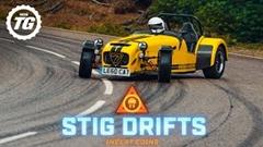 トップギア スティグのアーケードゲーム風ドリフト動画 STIG DRIFTS