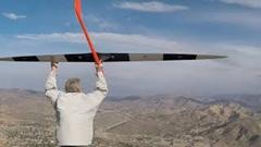 はえー!880km/hオーバーで飛ぶRCグライダー世界記録動画
