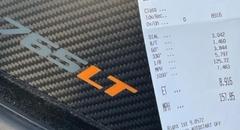 マクラーレン 765LT ライトチューンでゼロヨン8秒台を記録する