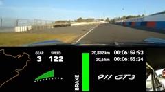 はえー!ポルシェ 992 GT3 ニュル6分59秒927 フルオンボード動画