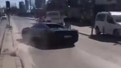 フェラーリの洗車頼まれたからちょっと乗り回したろ → クラッシュ
