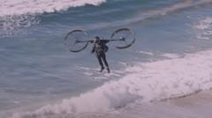 マルチコプターを背負って自由自在に空を飛んじゃおう