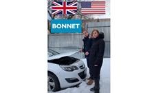 イギリスとアメリカの車用語の違いを勉強しよう