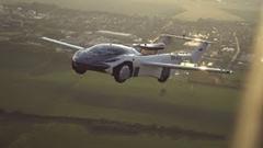 スロバキアの空飛ぶ車AirCarが初めて都市間飛行を成功させる